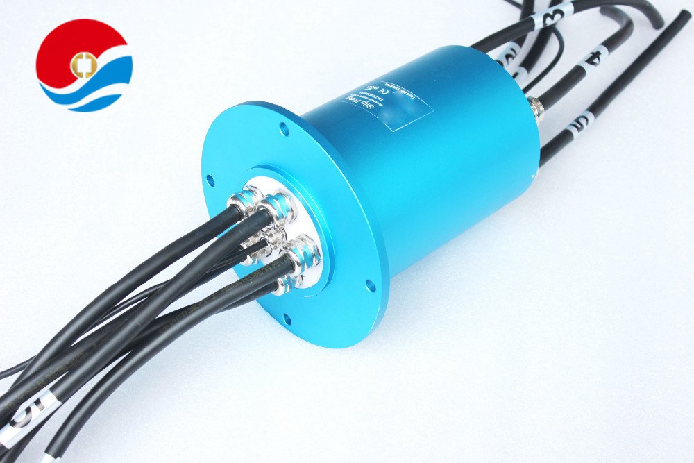 Customized large current slip ring 100A